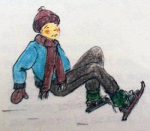 De verdwenen ijszaag - illustratie 1