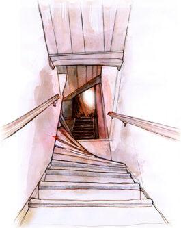 Geluiden op de trap - Paulien Andriessen (illustratie 2)